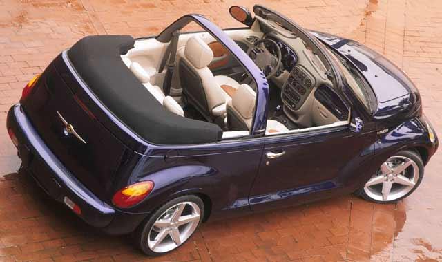 l 39 outrefranc le cabriolet pt cruiser. Black Bedroom Furniture Sets. Home Design Ideas