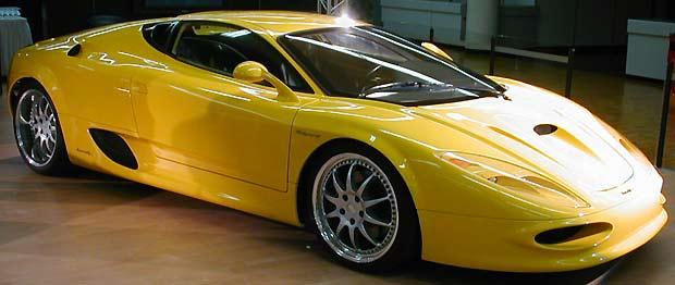 VWVortex.com - 2003 Laraki Fulgura (Morocco's 600hp ... Laraki Fulgura